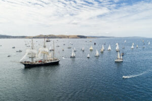 The Australian Wooden Boat Festival is held biennially across Hobartâ€Â™s vibrant and bustling waterfront. The four-day festival brings together the largest and most beautiful collection of wooden boats in the southern hemisphere.